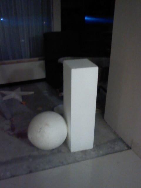 Styrofoam penis2